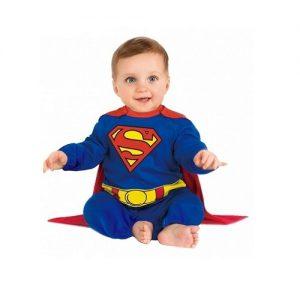 תחפושת לפורים פלייג'מה בייבי סופרמן - רודריגז