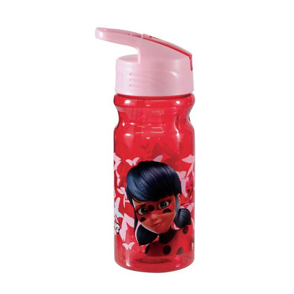 בקבוק שתיה לילדים - ילדת חיפושית