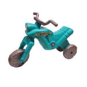 בימבה יטבתה -בימבה אופנוע בצבע טורקיז