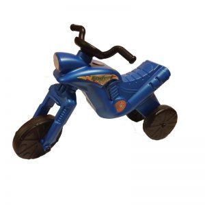 בימבה יטבתה - בימבה אופנוע בצבע כחול