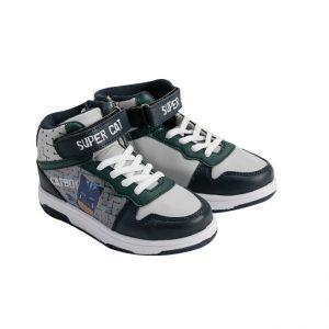 נעלי ספורט גבוהות - כוח פיג'י שחור