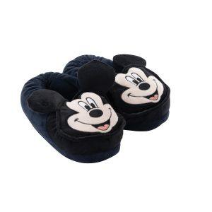 נעלי בית חורפיות ראש מובלט - דגמי מיקי מאוס