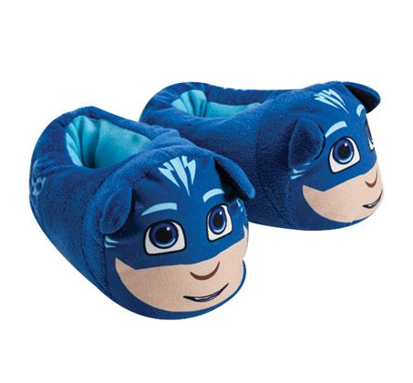 נעלי בית ראש מובלט דגם כוח פיג'י כחול