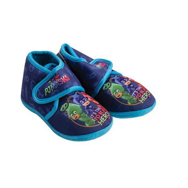 נעלי בית לילדים כוח פיג'י כחול