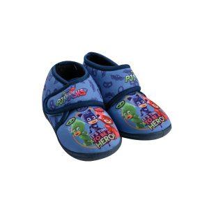 נעלי בית לילדים כוח פיג'י תכלת