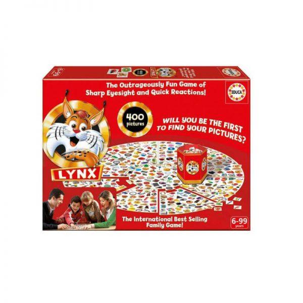 משחק קופסא LYNX