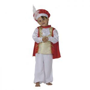 תחפושת לפורים הנסיך הקטן אדום - רודריגז