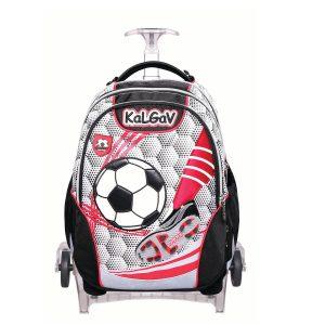 תיק אורטופדי X BAG TROLLEY כדורגל בדגמים לבחירה - KAL GAV