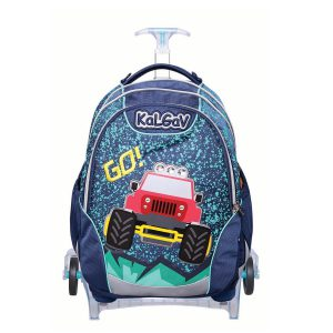תיק אורטופדי X BAG TROLLEY ג'יפ - KAL GAV