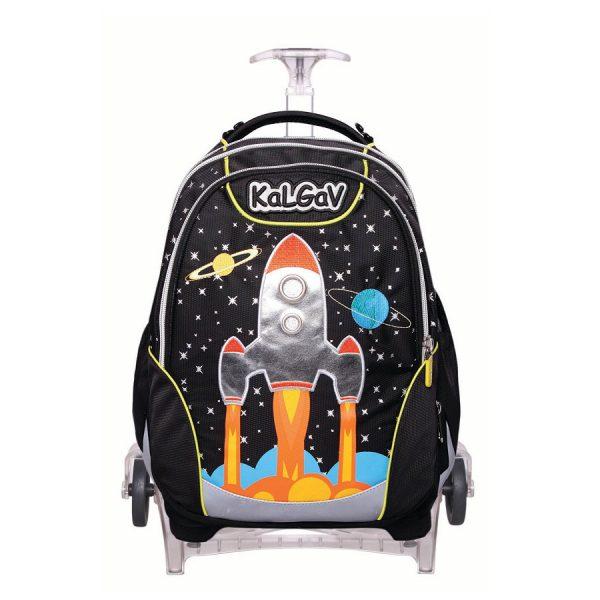 תיק אורטופדי X BAG TROLLEY חלל - KAL GAV