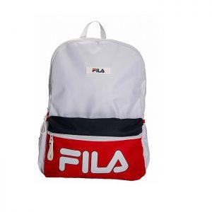 תיק גב לנוער כיתוב תחתית בצבעים לבחירה FILA