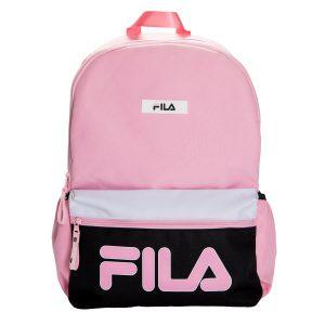 תיק גב לנוער כיתוב תחתון בצבעים לבחירה FILA