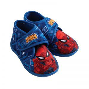 נעלי בית סקוטש לילדים - דגם ספיידרמן