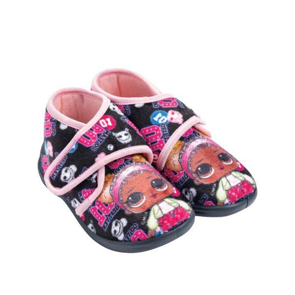 נעלי בית סקוטש לילדים - דגם LOL