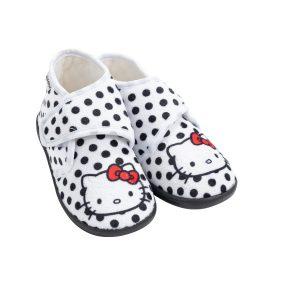 נעלי בית סקוטש לילדות - דגמי הלו קיטי