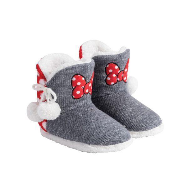 נעלי בית לילדות סרוגים בדגמי דיסני