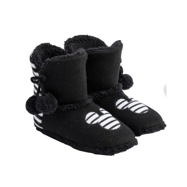 נעלי בית סרוגים לנשים בדגמי דיסני