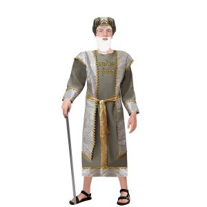 תחפושת לפורים שלמה המלך - שושי זוהר