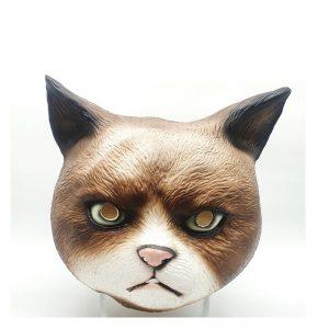 מסיכת פנים בדמויות חיות - חתול