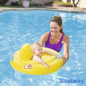 גלגל ים הליכון לתינוקות גילאי 0-1 - BESTWAY