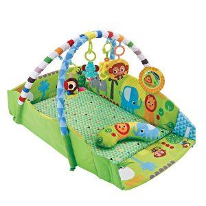 משטח פעילות עם כרית התפתחות Baby Playing Mat CC9636-7