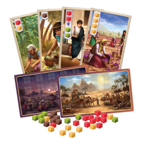 משחק קופסא CENTURY המאה דרך התבלינים - BRAIN GO