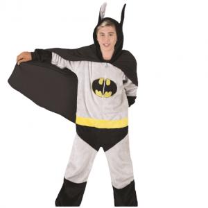 תחפושת לפורים באטמן פרווה נוער - שושי זוהר