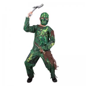 תחפושת זומבי מרושע בצבע ירוק - שושי זוהר