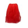 """חצאית טוטו 40 ס""""מ בצבע אדום"""