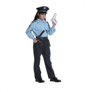 """תחפושת לפורים מפכ""""ל/ית המשטרה - רודריגז"""