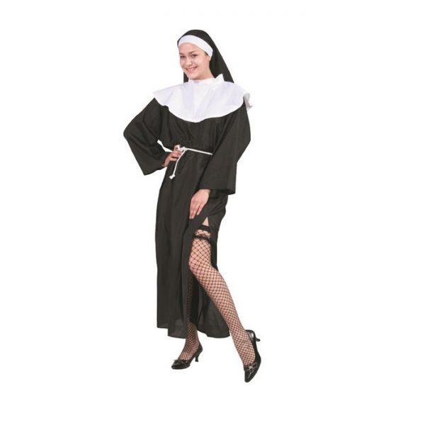 תחפושת לפורים נזירה לנשים - רודריגז