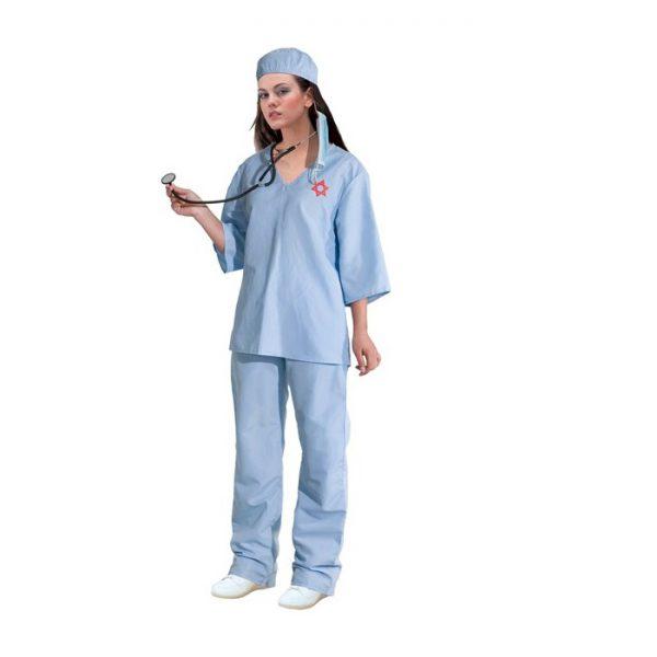 תחפושת לפורים רופאה מנתחת לנשים - רודריגז