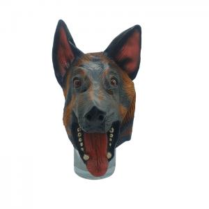 מסיכת פנים בדמות חיות - כלב