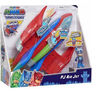כוח פיג'י - מטוס סילון אורקולי גדול עם דמות משחק
