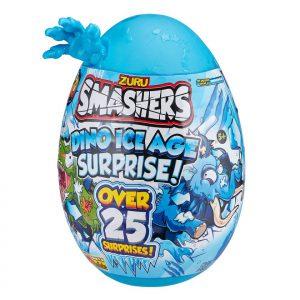 סמאשרס ביצה ענקית דינו בעידן הקרח - SMASHERS