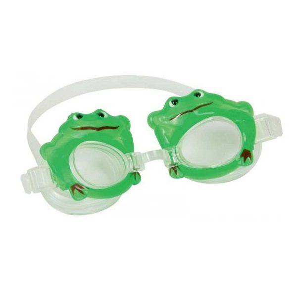 משקפי שחיה לילדים דמויות עולם המים BESTWAY דגם 21047