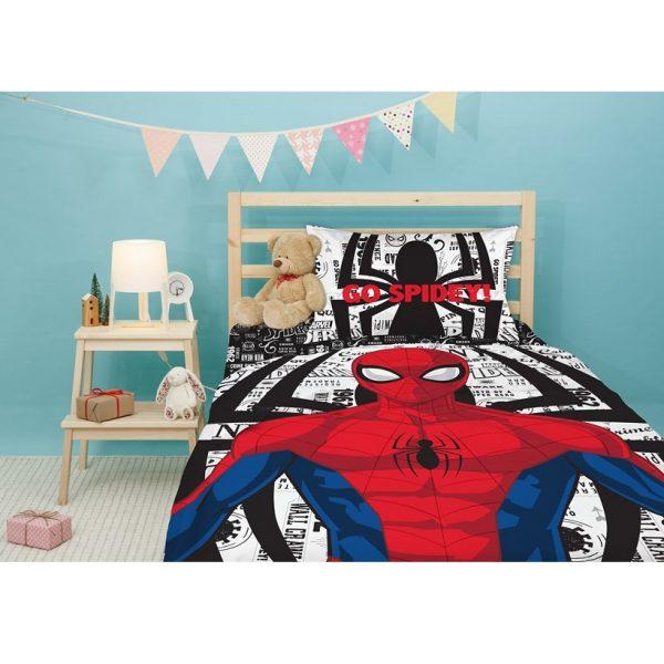 סט מצעים למיטת יחיד 3 חלקים במבחר מותגים לבחירה DISNEY
