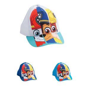 כובע בייסבול לילדים דגם מפרץ ההרפתקאות בנים