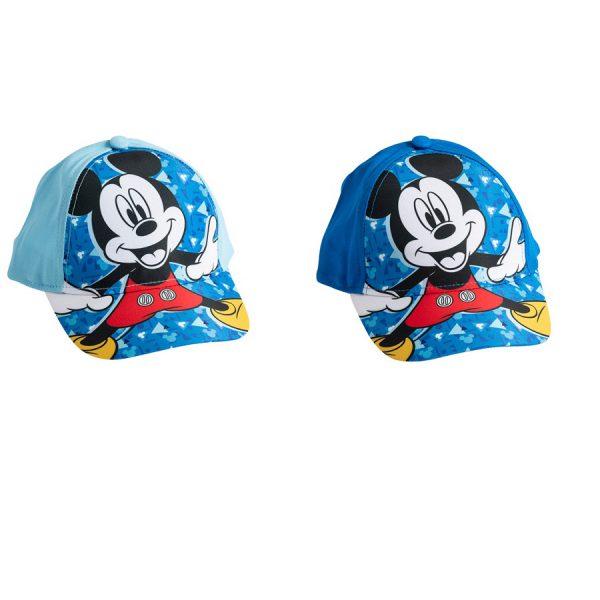 כובע בייסבול לילדים דגם מיקי מאוס בצבעים לבחירה