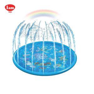 """מזרקת מים לילדים חיות ים קוטר 170 ס""""מ - IAM"""