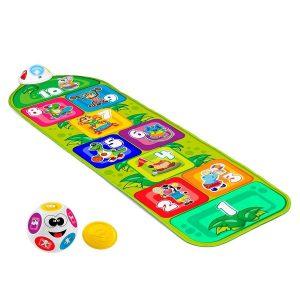 משחק קלאסChicco דגםToy Playmat Hopscotch