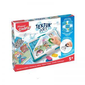 משחק לוח הקסם TEXTURE ART - איכות MAPED